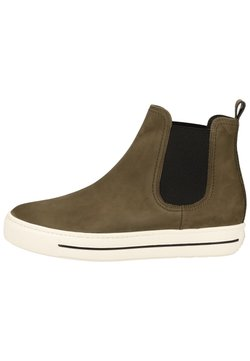 Paul Green - Ankle Boot - oliv 017