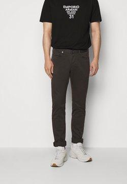 Emporio Armani - Jeans slim fit - brown