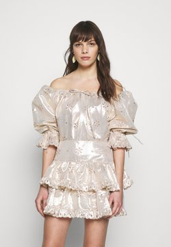 Alice McCall - ELECTRIC GALAXY PLAYSUIT - Combinaison - gold