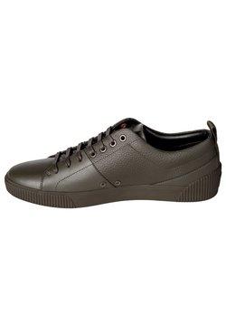 HUGO - Sneaker low - dunkelgrün