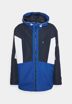 Jack & Jones - JCOCARSON LIGHT JACKET HOOD - Veste légère - navy blazer
