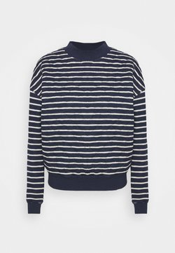 Madewell - WALL STREET - Strickpullover - dark nightfall