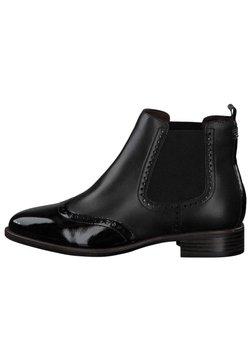 Tamaris - Ankle Boot - black/patent