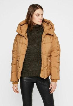 YAS - Winterjacke - toasted coconut