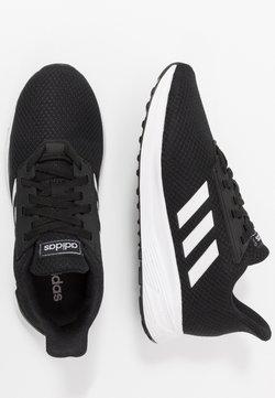 adidas Performance - DURAMO 9  - Laufschuh Neutral - core black/footwear white