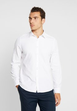 Marc O'Polo - CAMBRIDGE SHAPED FIT KENT COLLAR - Hemd - white