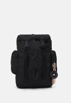 adidas by Stella McCartney - BACKPACK - Reppu - black/soft powder