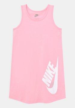Nike Sportswear - FUTURA  - Robe en jersey - arctic punch