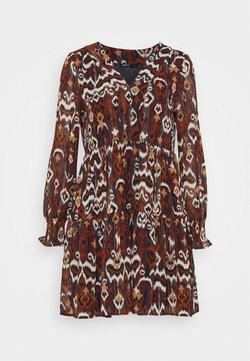ONLY - ONLELOISE SHORT DRESS - Vestito estivo - ecru