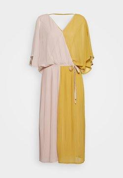 Saint Tropez - BENEDICT CALF LENGTH DRESS - Day dress - rose