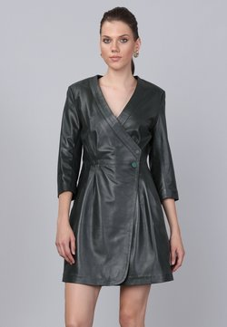 Basics and More - Sukienka letnia - green