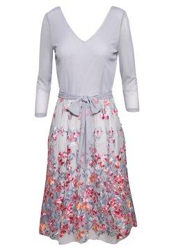 Esprit Collection - DRESS - Cocktailkleid/festliches Kleid - light grey