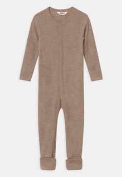 Joha - FOOT UNISEX - Pyjama - mottled light brown
