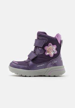 Geox - DISNEY FROZEN SVEGGEN GIRL ABX  - Snowboot/Winterstiefel - dark violet/mauve