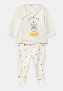 Benetton - UNISEX - Pyjamas - white