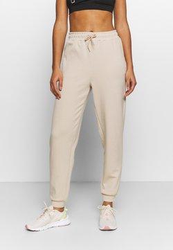 ONLY Play - ONPLOUNGE PANTS - Jogginghose - beige