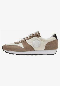 Massimo Dutti - Sneakersy niskie - white
