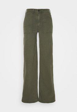 LOIS Jeans - PALAZZO - Bukse - fir green