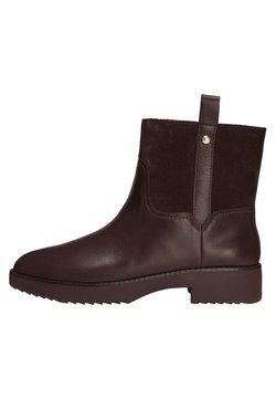 FitFlop - SIGNEY - Stiefelette - chocolate brown