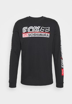 Fox Racing - FOX YOSHIMURA - Langarmshirt - black