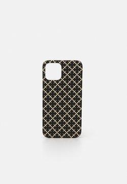 By Malene Birger - PAMSY iPhone 12 - Kännykkäpussi - black