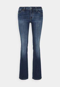 Pepe Jeans - PICCADILLY - Bootcut-farkut - stone blue denim
