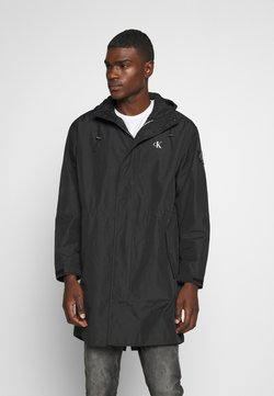 Calvin Klein Jeans - TECHNICAL  - Parka - black