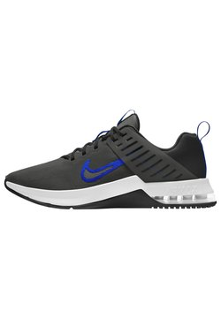 Nike Performance - AIR MAX ALPHA TRAINER 3 - Trainings-/Fitnessschuh - newsprint/black/white/racer blue