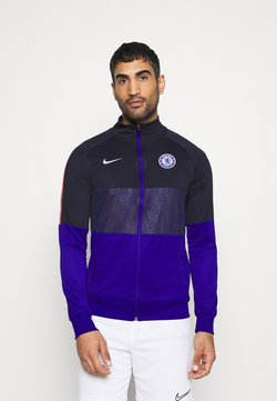 Nike Performance - CHELSEA LONDON FC - Klubtrøjer - blackened blue/concord/ember glow/white