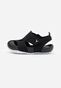 Jordan - FLARE UNISEX - Indoorskor - black/white