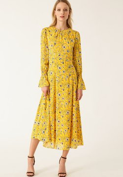 IVY & OAK - Vestido largo - sun yellow