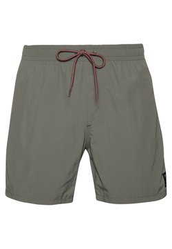 Protest - FAST - Zwemshorts - grey green