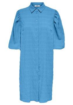 ONLY - ONLOLIVIA - Blusenkleid - blue