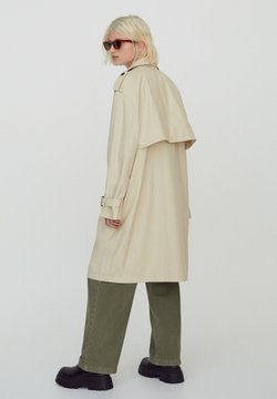 PULL&BEAR - Trench - beige