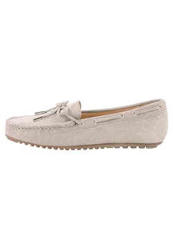 PRIMA MODA - MALPAGA - Chaussures bateau - beige