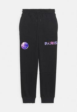 Jordan - PANTS UNISEX - Verryttelyhousut - black