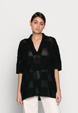 ARKET - Bluse - black
