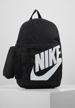 Nike Sportswear - ELEMENTAL UNISEX - Rugzak - black/white