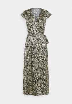 EDITED - NOVA DRESS - Freizeitkleid - leopard