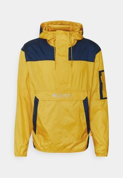 Columbia - CHALLENGER™  - Tuulitakki - bright gold/collegiate navy