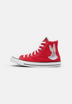 Converse - CHUCK TAYLOR ALL STAR BUGS BUNNY - Baskets montantes - red/white/black