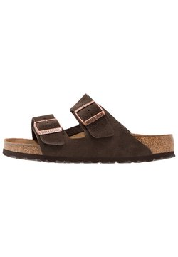 Birkenstock - ARIZONA SOFT FOOTBED - Slip-ins - mocca