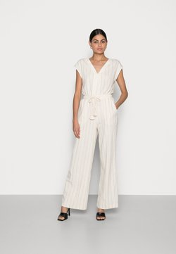 Esprit - OVERALL KAFTA - Jumpsuit - off white