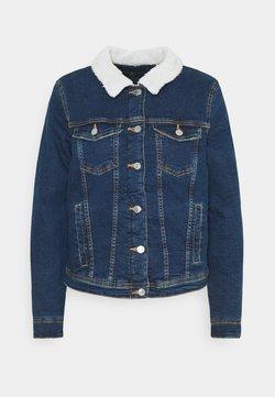 ONLY - ONLTIA JACKET BEST - Veste en jean - medium blue denim