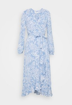 Marks & Spencer London - PAISLEY BUT DRESS - Vestido informal - light blue