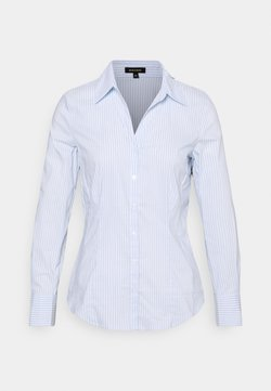 More & More - WOVEN BILLA BLOUSE - Camisa - soft blue