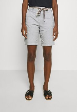 TOM TAILOR - Shorts - blue