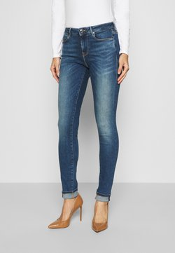 Guess - Jeggings - stone blue denim
