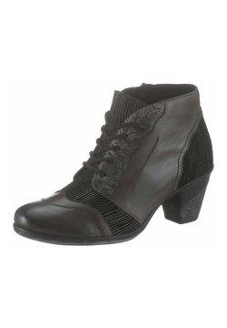 Remonte - High Heel Stiefelette - schwarz