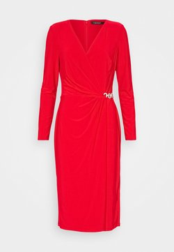 Lauren Ralph Lauren - Cocktailkleid/festliches Kleid - lipstick red
